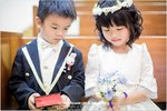 Wedding of Candy and Alvin